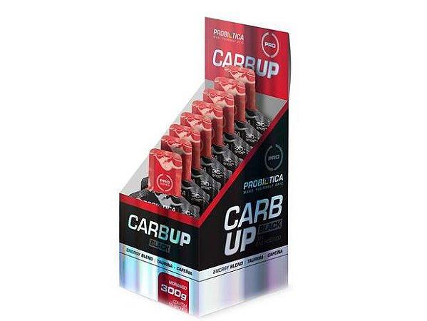 Carb Up Black Gel - Probiótica - CAIXA (10 UN.)