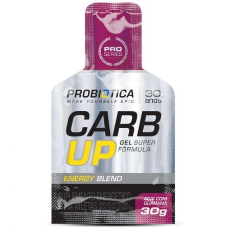 Carb Up Gel - Probiótica