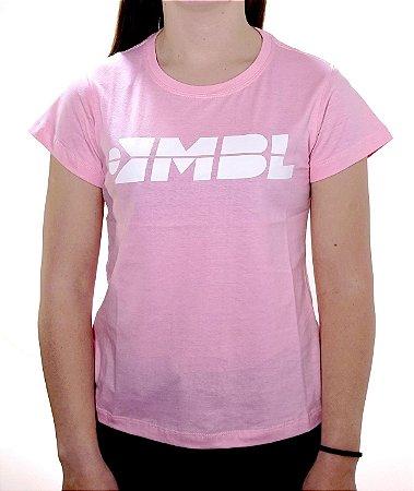 Camiseta MBL Feminina Rosa