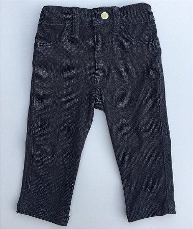 Calça Jeans Confortável de Bebê