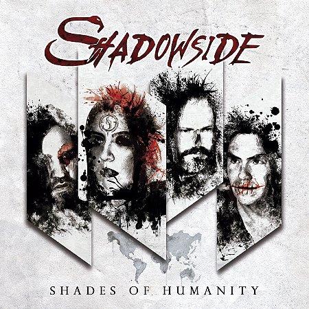 "CD ""Shades of Humanity"" - SHADOWSIDE"