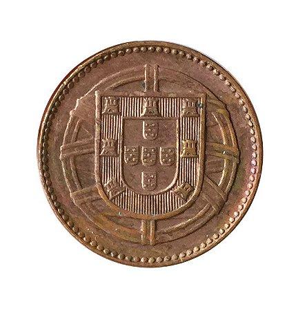 Moeda Antiga de Portugal 1 Centavo 1918