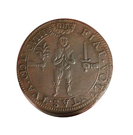 Jeton Antigo da Holanda 1608
