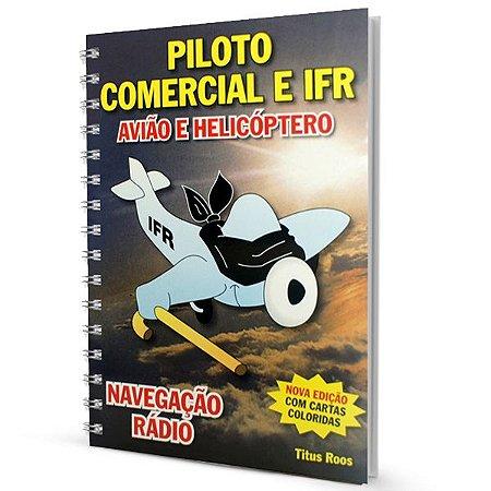 Navegação Rádio - Piloto Comercial e IFR Avião e Helicóptero – Prof. Titus Roos