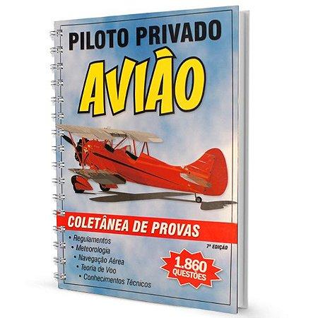 Coletânea de Provas Piloto Privado - Avião