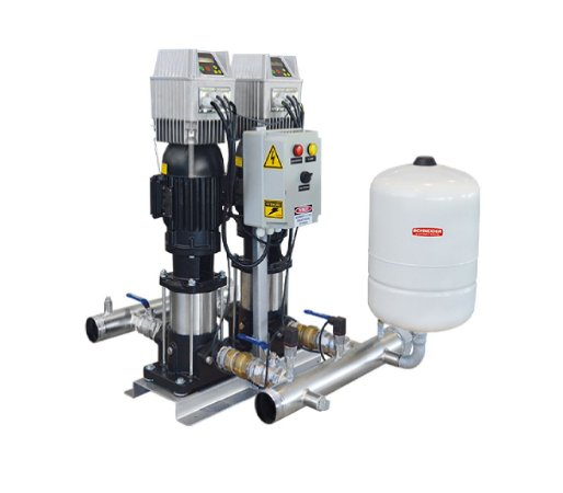 Pressurizador de Água Schneider Vfd Vme9330n 3cv Trif 220v