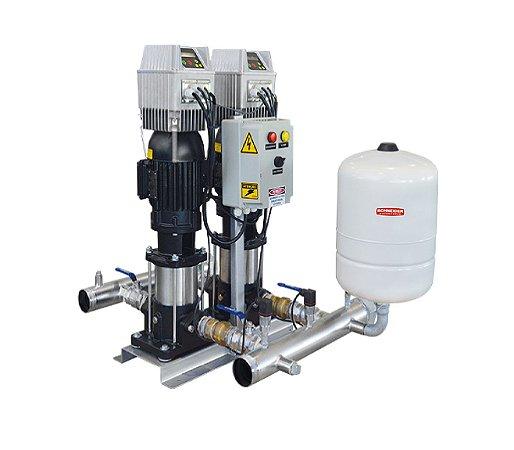 Pressurizador de Água Schneider Vfd Vme15120n 2cv Trif 380v