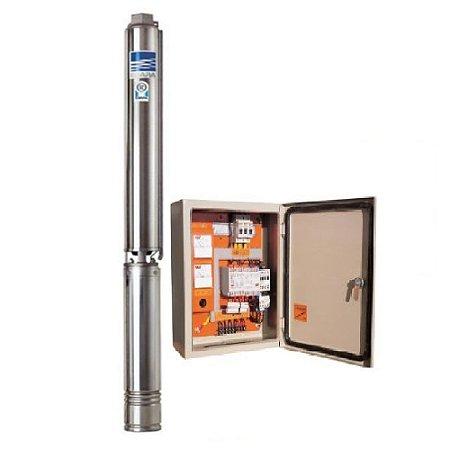 Bomba Sub Solar Écaros Ebara 4bps1-20 2cv + Qc