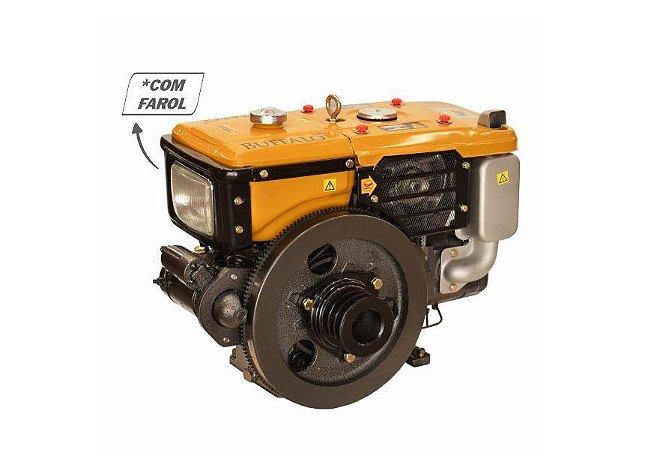 Motor Radiador Bfde 13.0 Buffalo 13cv Com Farol Part. Eletrica
