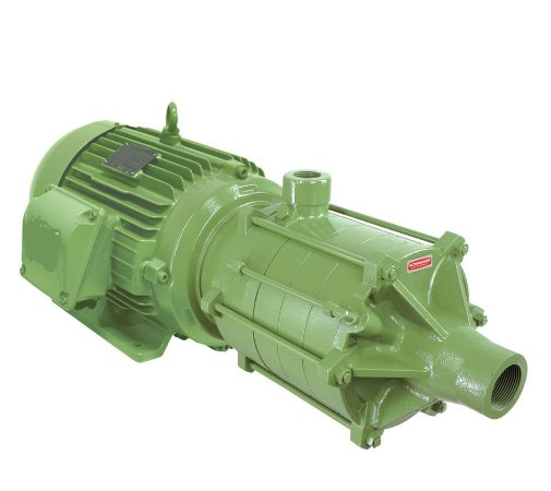 Bomba Mult Schneider Me-Al 2375 7,5cv 3 Est Mono 220/440v