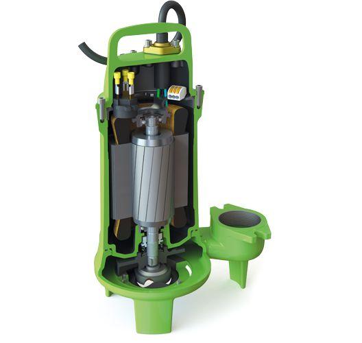 Bomba Cen Submersível Famac Fbs-jac-ng 400 1cv Mono 220v