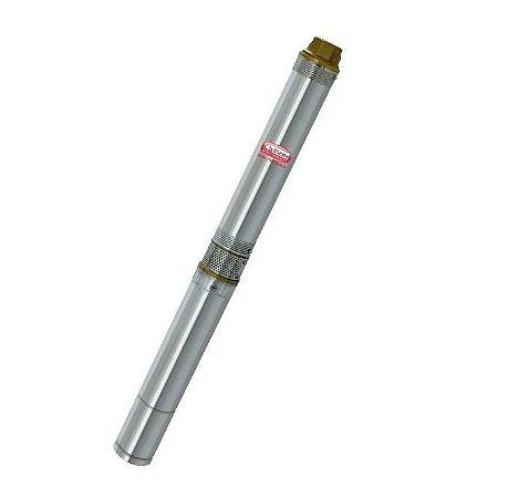 Bomba Ebara P/ Poço 4tsm 3515d 3hp 220v Mono 3 Fios + Quadro