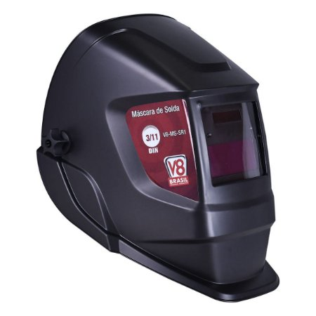 Mascara de Solda Automática Sem Regulagem 3-11 Sr1 V8 Brasil