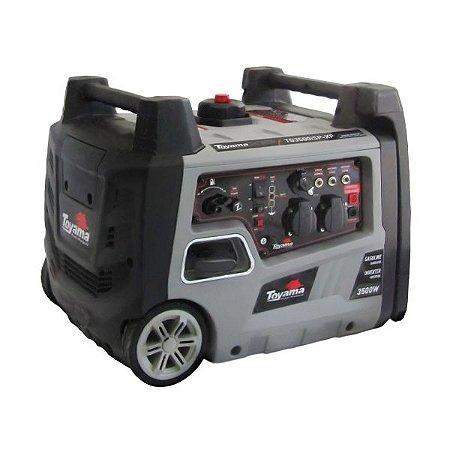 Gerador Digital Toyama A Gasolina Tg3500ispxp