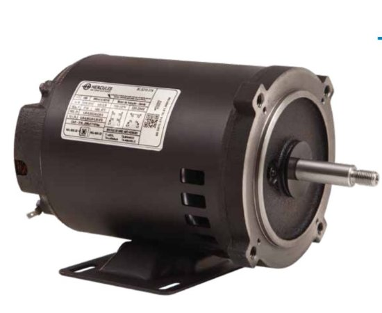 Motor Para Motobomba H56 2p 1/2 110-127-220-254/60 Hercules