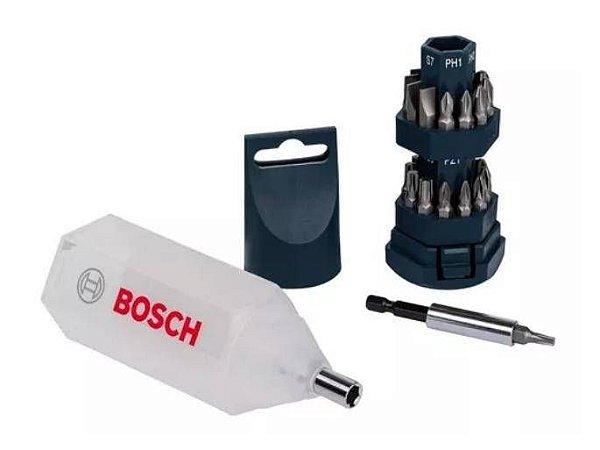 Kit Jogo De Pontas Big Bits com 25 Peças Bosch