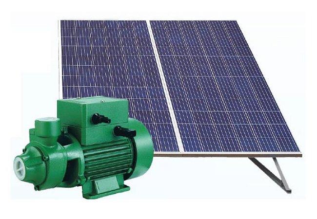 Kit Bomba d Agua Solar Ecaros Thebe Tp-60 Ci 540w 72v + 2 Painel Solar