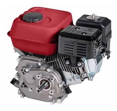 Motor Branco Gasolina B4t 6,5cv Com Redutor 1800 Rpm
