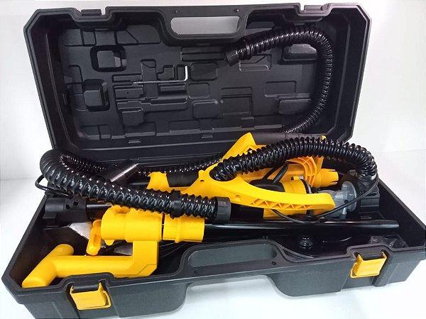 Lixadeira de Parede com Aspirador 750w Wagner Wbr 220v