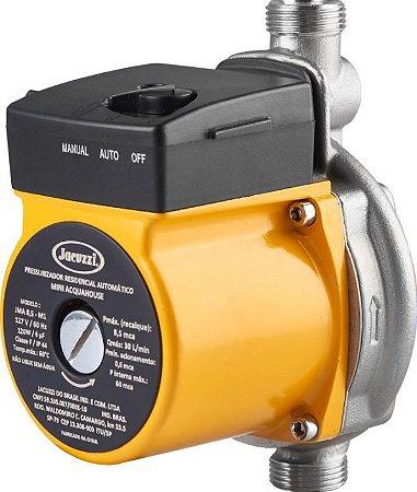 Pressurizador de Água Jacuzzi JMA8,5-M2 220v Mini Acqua House