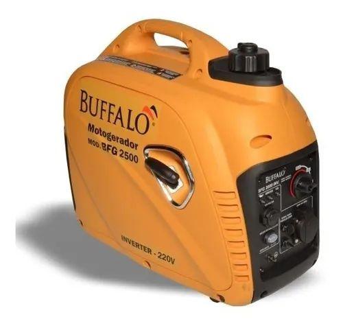 Motogerador Bfg 2500 Inverter Buffalo Monofasico 220V