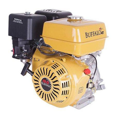 Motor a Gasolina Buffalo BFG 13CV Partida Manual - Buffalo