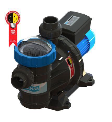 Bomba De Agua Para Piscina Sodramar Bmc-100 1cv Monofasico 110/220V