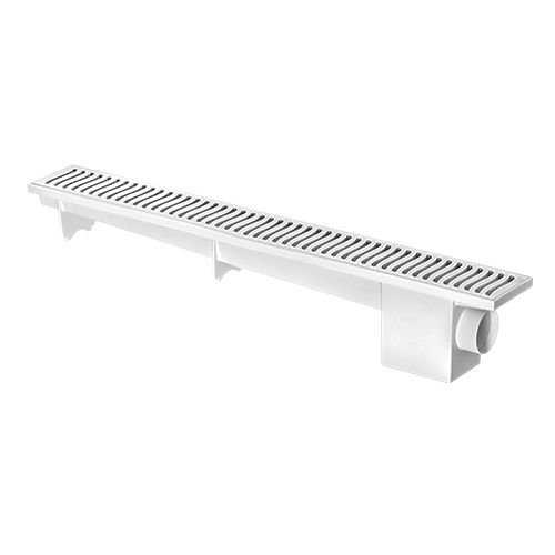 Ralo Linear Modulavel Herc 50cm Br C/Sif