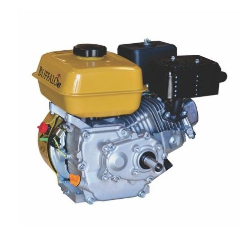 Motor Buffalo Gasolina Bfg 7cv 1800rpm C/ Redutor Partida Manual