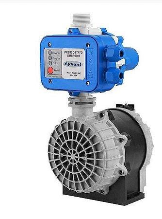 Bomba Pressurização 1/4cv 220V 60Hz com Pressostato Eletrônico