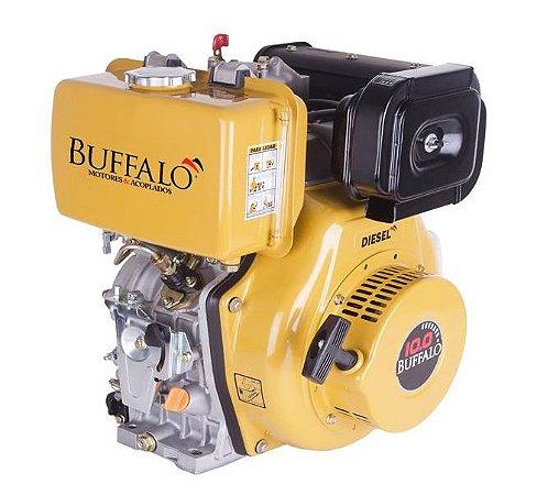 Motor Buffalo Diesel Bfd 10cv 3600rpm Partida Manual