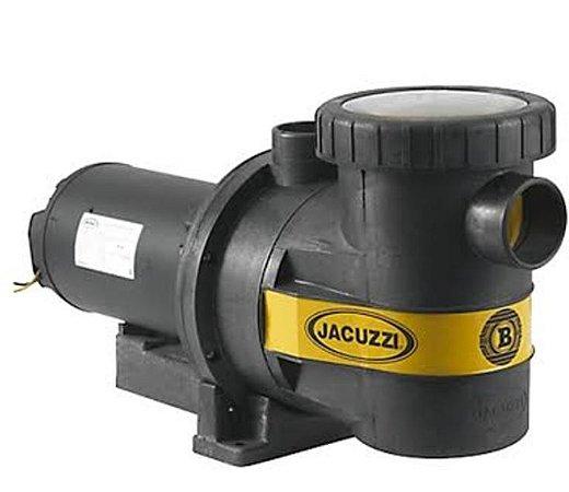 Bomba Para Piscina Jacuzzi 15B-T 1.1/2 Cv Trifásica 220/380V - Até 188.000 Litros