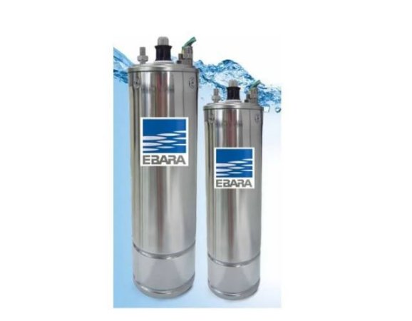 Motor Monofásico 3 fios para Bomba Submersa Ebara 3cv 220v