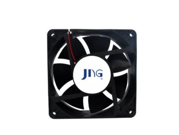 Ventoinha Ventilador Coller Fan Jng 80x80x25 12v