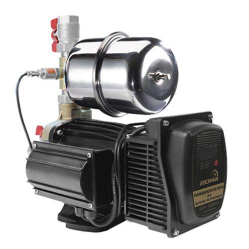 Pressurizador Rowa Max Press 30 Vf MonofÁSico 220v AtÉ 8 Banheiros