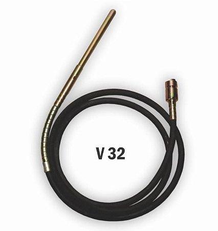 Vibrador de Concreto Buffalo V32 32mm Buffalo