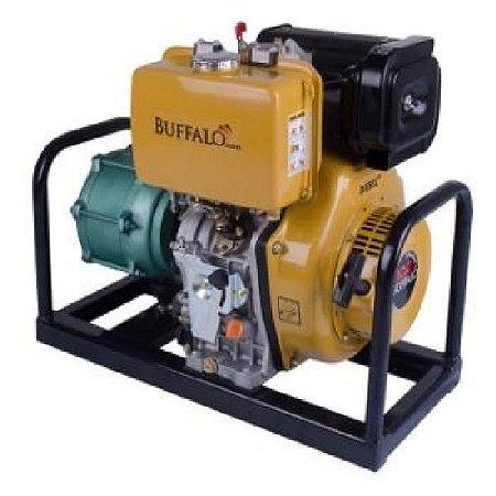 "Motobomba Buffalo Diesel Bfde P15/3 Multiestagio 1½"" x 1½"" 10cv P. Elétrica vazão max. 18.000 L/H"