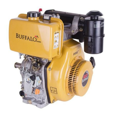 Motor Buffalo Diesel Bfde 10cv Partida Eletrica com Filtro de Ar a ÓLeo