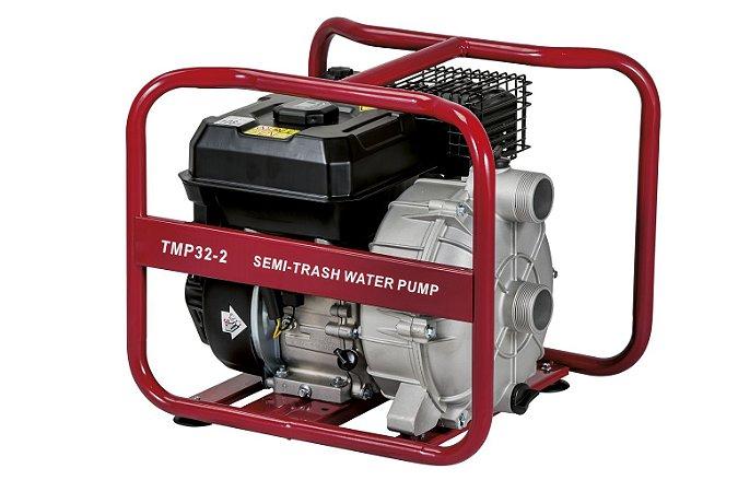 """Motobomba Pramac Gasolina Auto Escorvante Tmp 32-2 7hp Semi Suja 2"""" Vazao Max. 32.000 L/H"""