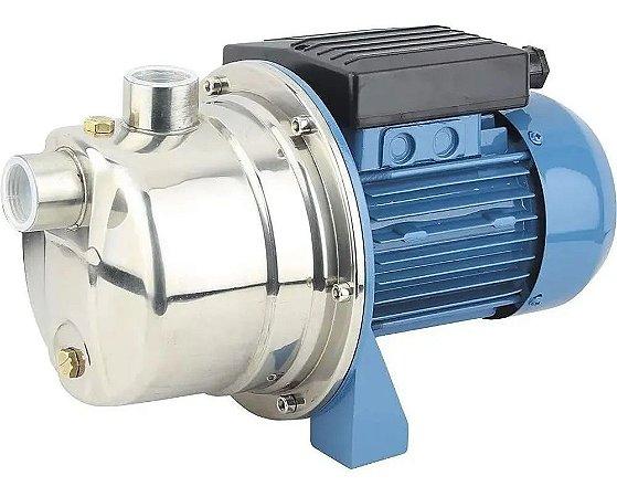 Bomba de Agua Dancor Autoaspirante Ai-2 1/2cv Monofasico 110/220v Inox Ip44