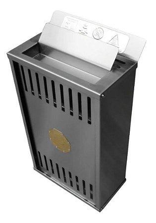 Sauna Seca Eletrica Impercap 6kw Fix Mix Inox 220v Bif Digital