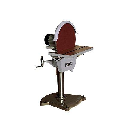 Lixadeira De Disco Razi Edge 508mm 2cv Trifásico 220/380v