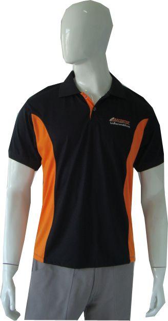 Camisa Polo de malha fria (Personalizada sob encomenda)