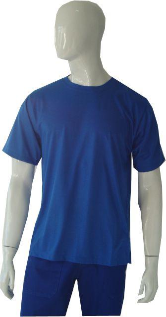 Camiseta gola redonda - Malha PV