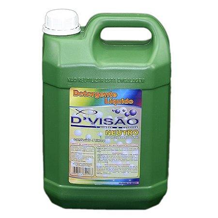 Detergente - Divisão (Embalagem: 5 Litros))