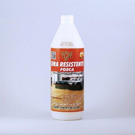 Cera Resistente Fosca W&W 1 litro