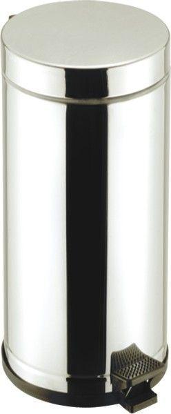 Cesto de Lixo Com Pedal e Recipiente Plástico - Viel (Capacidade 4,5 / 10,5 / 15 litros)