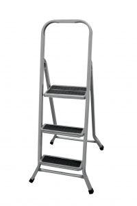Escada de Aço Artmix - Metalmix (3, 4, 5, 6 e 7 degraus)