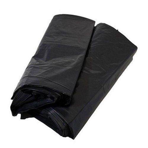 Saco de Lixo Preto  - REFORÇADO - Com 100 Unidades (Capacidade 60 Litros)