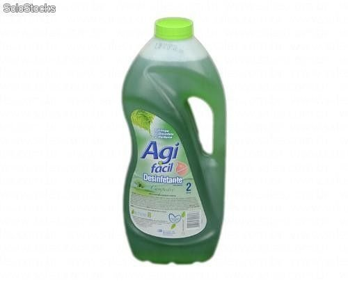 Archote Agi Fácil Uso Geral - 2 Litros (Campestre, Eucalipto, Floral, Lavanda e Pinho)